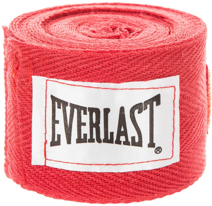 Купить Бинты Everlast 2,75 м (пара) 4455RPU красный,