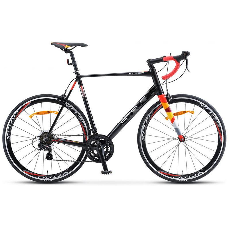 Купить Велосипед Stels XT280 V010 Чёрный/Красный 28Ø (LU093423) 35036,