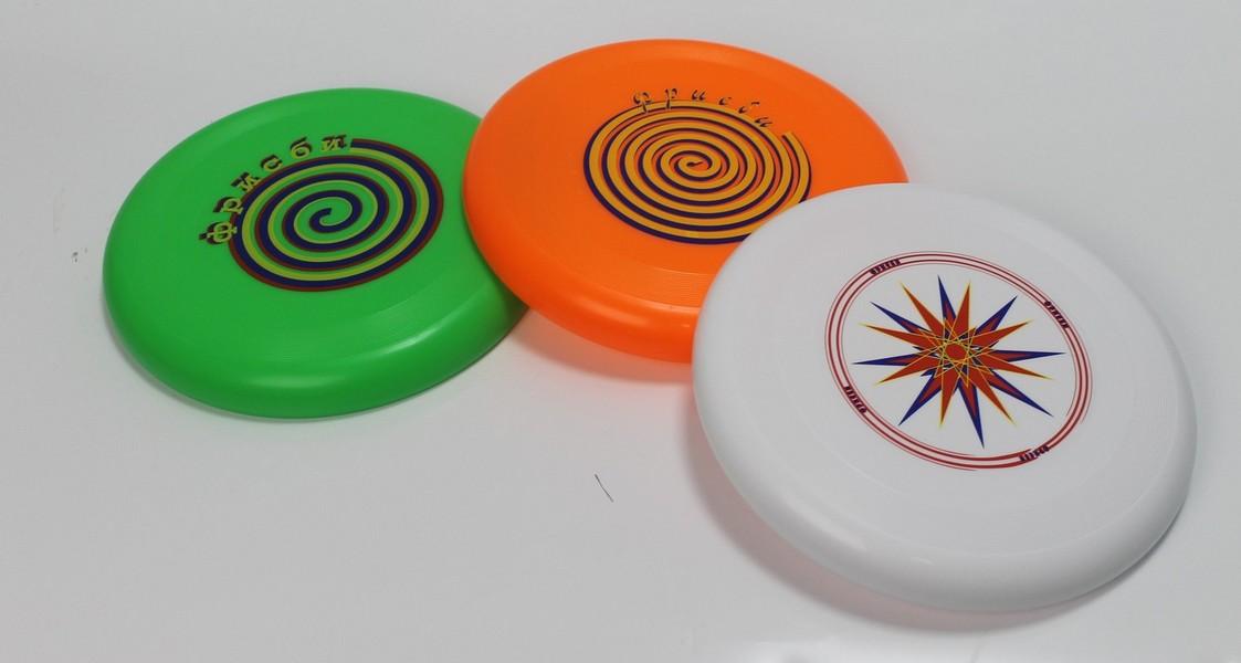Купить Фрисби (летающая тарелка) У795, NoBrand, Игры на свежем воздухе