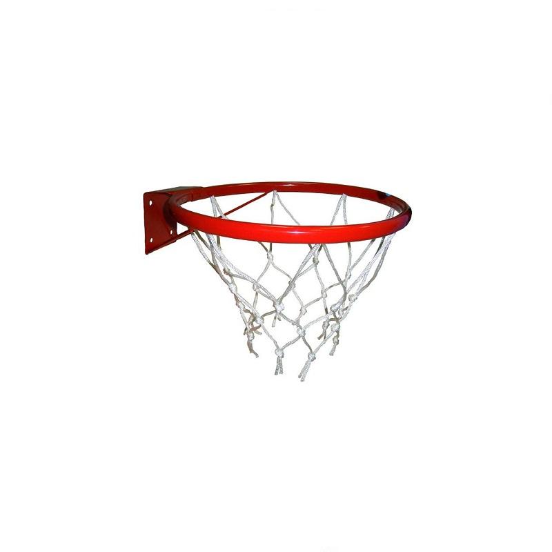 Кольцо баскетбольное детское №5 с сеткой М159