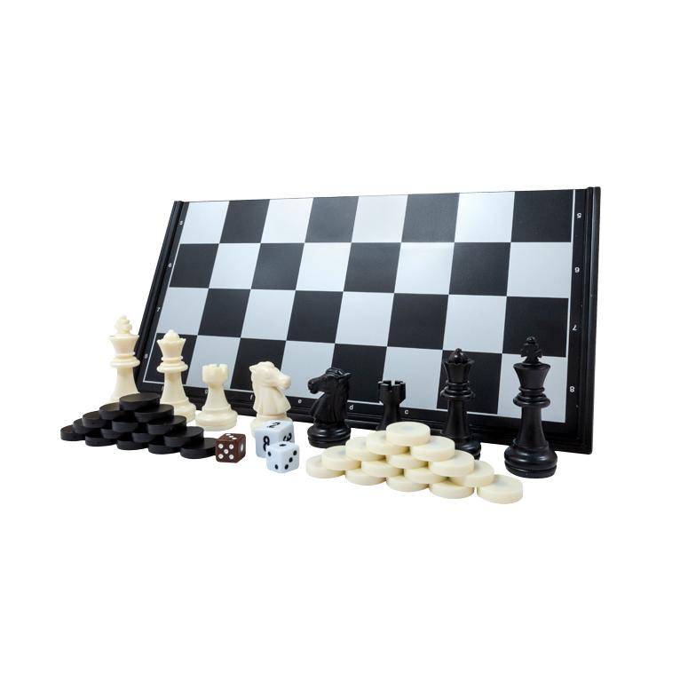 Купить Нарды, Шашки, Шахматы магнитные M3-1, NoBrand