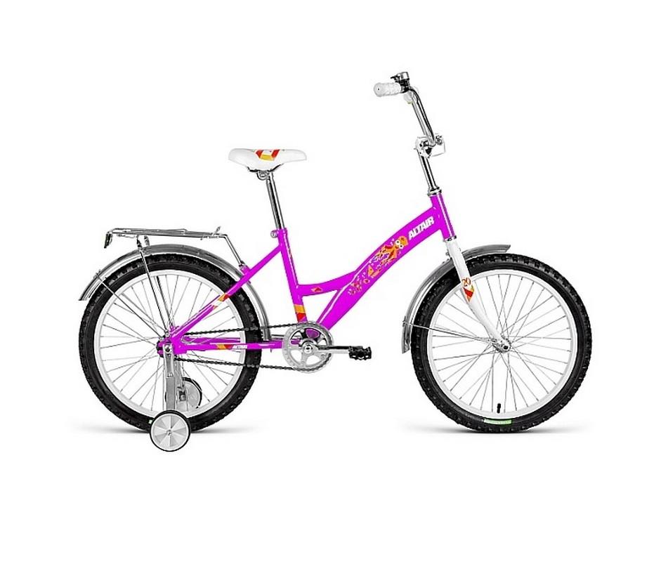 Детский велосипед Altair Kids 20 (2018) розовый