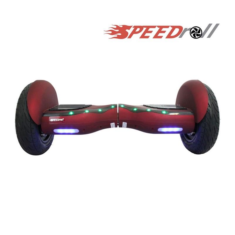 Гироскутер SpeedRoll Premium Roadster 08 APP Красный матовый