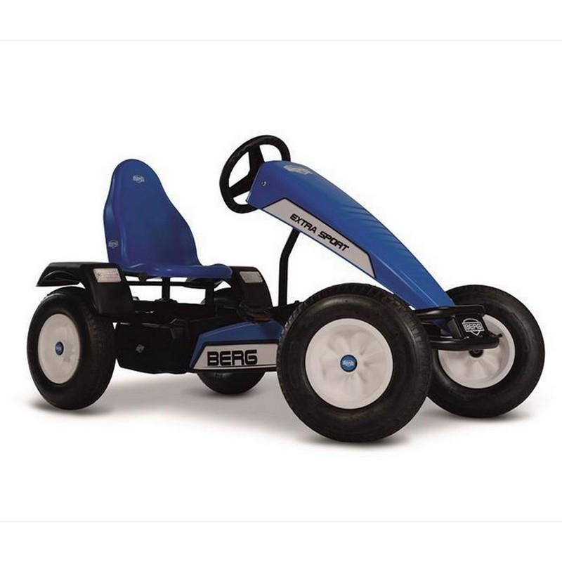 Веломобиль Berg Extra Sport Blue XXL-BFR 07.15.01.00
