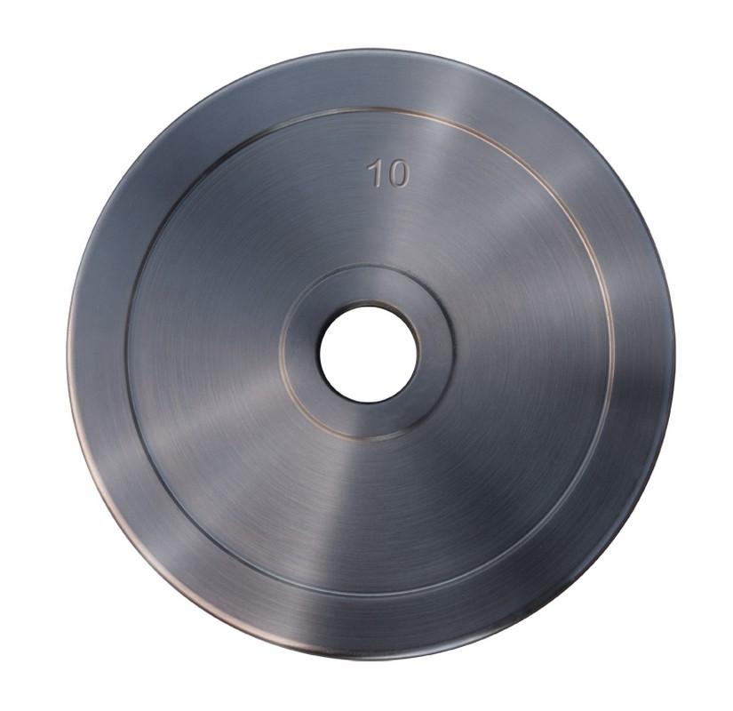 Диск хромированный ProfiGym d51 мм 10,0 кг ДТХ - 10/51