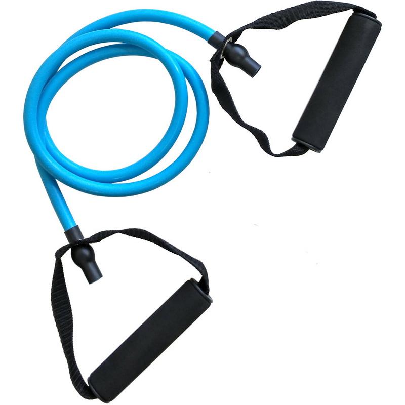 Купить Эспандер для степа 4-ES ТПР 5 х 11 1200 мм (синий) MCE202-4, NoBrand