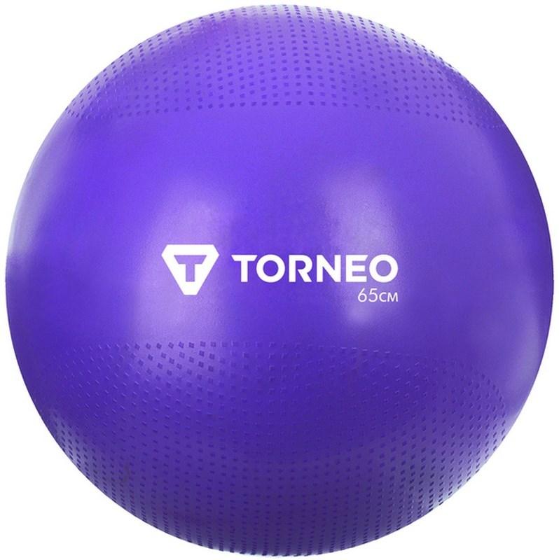 Гимнастический мяч 65 см Torneo A-209 гимнастический шар 65 см