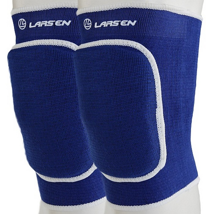 Купить Наколенники Larsen NT60020 синие one size,