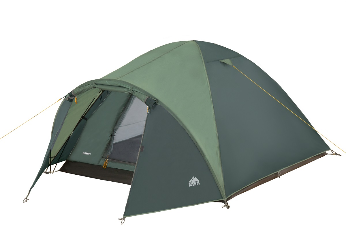 Походная палатка Trek Planet Palermo 2 зеленый