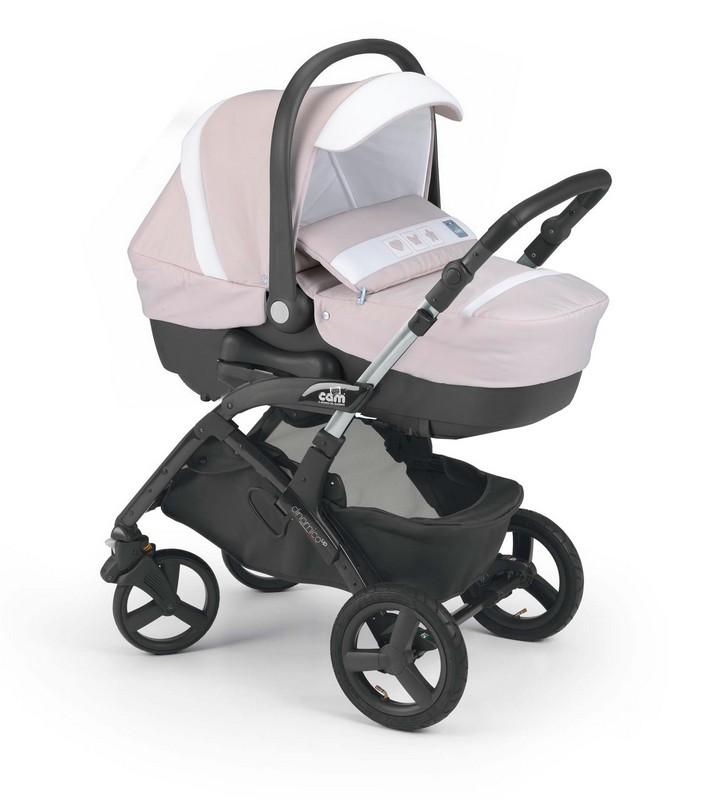 Детская коляска CAM Dinamico Up Basic (3 в 1)