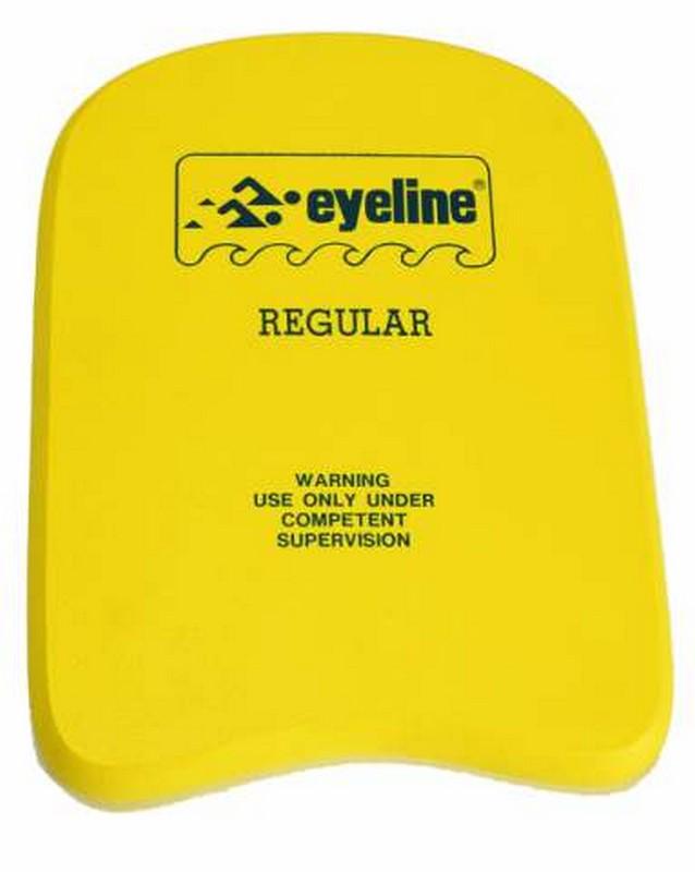 Доска малая для плавания Eyeline желтая
