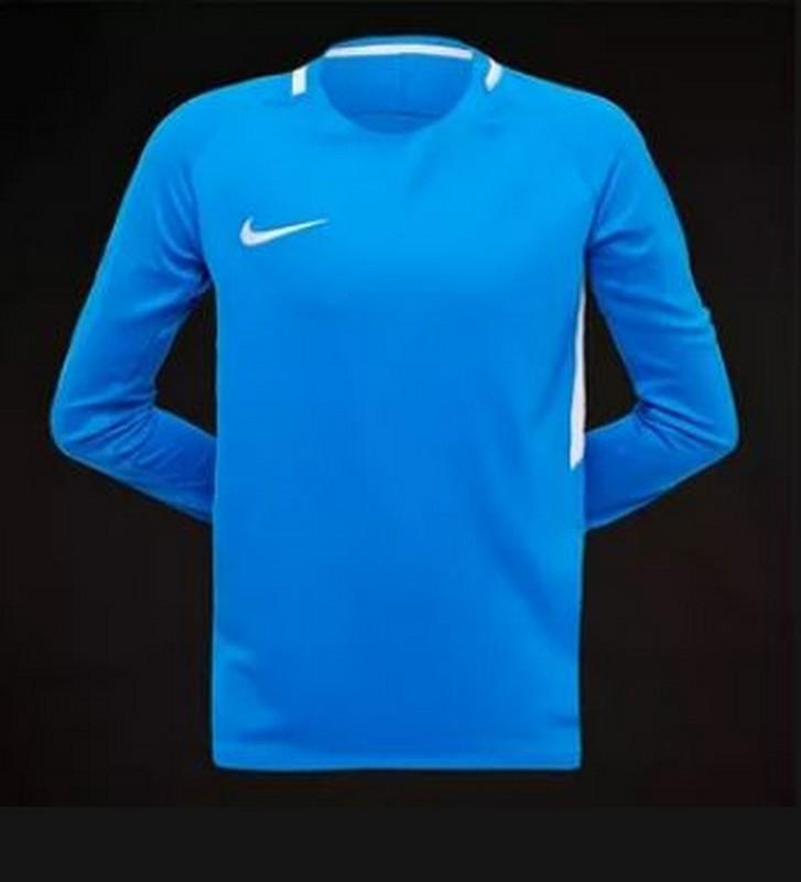 Свитер вратарский Nike Park Iii Jsy Ls Gk 894516-406 детский, синий