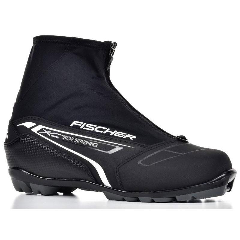 Купить Лыжные ботинки NNN Fischer XC Touring Black S21215 SR,