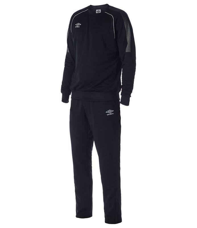 Костюм спортивный Umbro Prodigy Team Poly Suit мужской 350415 (611) чер/бел.