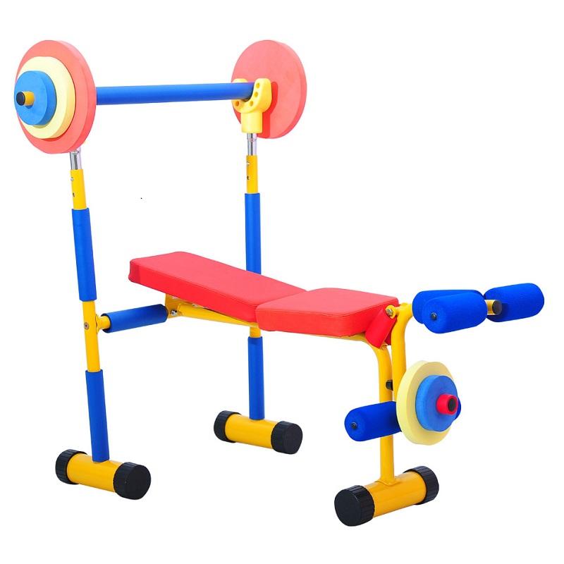 Купить Детский тренажер скамья для жима Titan Deutsch GmbH (JD03) LEM-KW001, Titan Deutschland Gmbh, Детские тренажеры