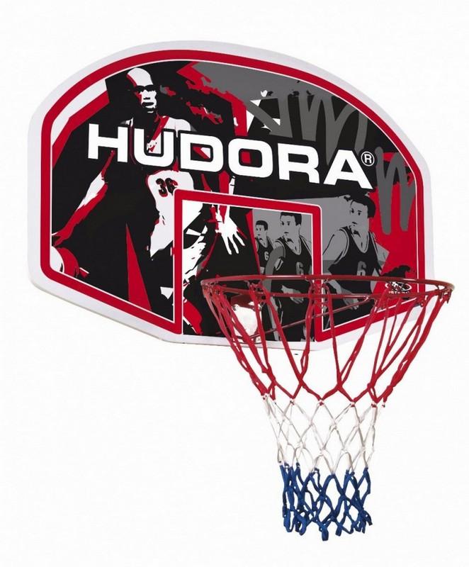 Набор для игры в баскетбол Hudora Basketballkorbset In-/Outdoor спортивные игровые наборы hudora спортивный игровой набор