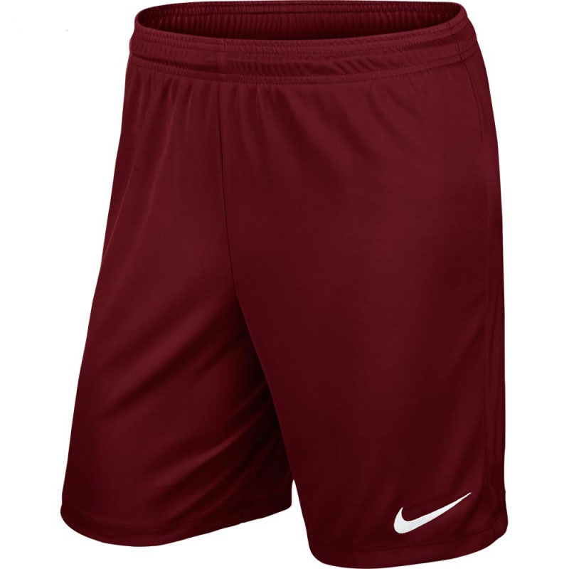 Трусы игровые Nike Park Ii Knit Short Nb 725887-677 Sr