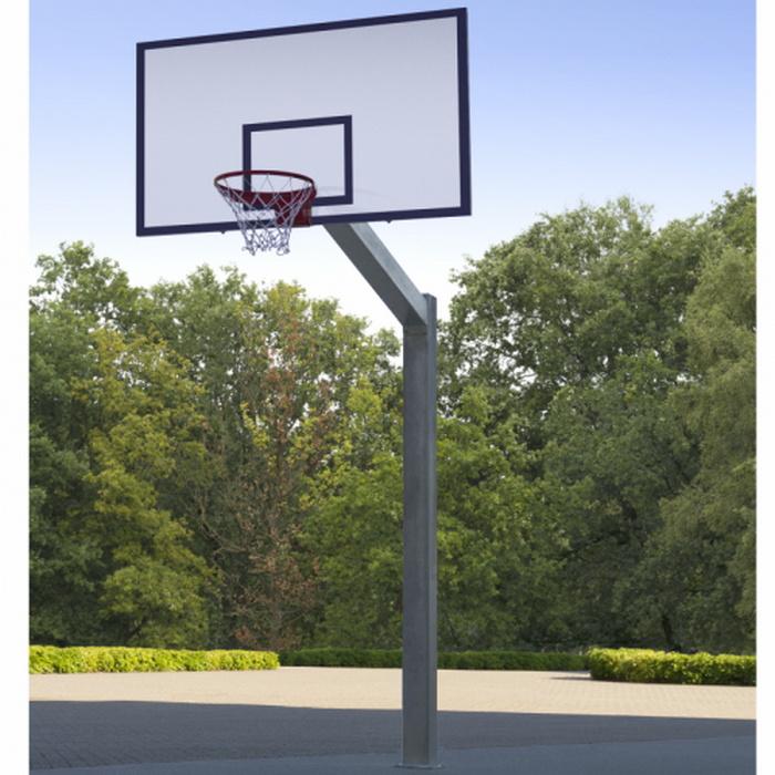 Купить Стойка баскетбольная уличная Schelde Sports School Slammer, высота 260 или 305 см (определяется при установке) 1627010,