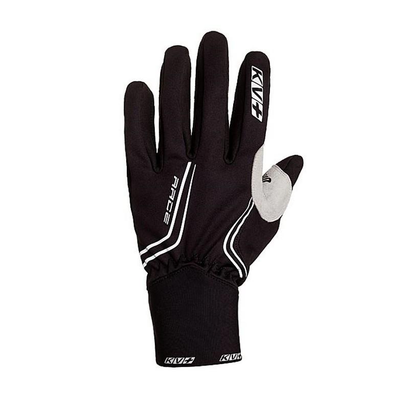 Перчатки лыжные KV+ XC Race, pro-wind-tech 8G08.1 черный
