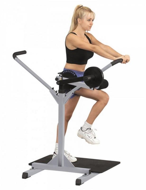 Тренажёры Body Solid Махи Ногами на свободных весах CMH390