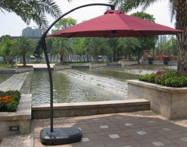 Зонт Joy Automatic GardenWay A005