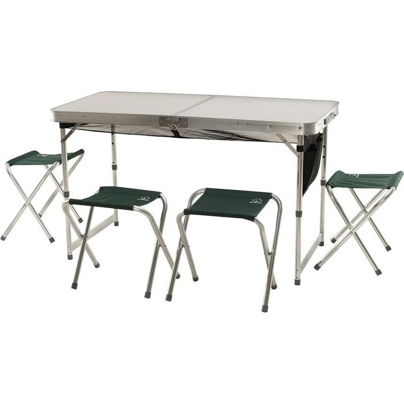 Набор складной мебели Greenell FTFS-1 V2 наборы кемпинговой мебели greenell набор мебели ftfs 1 v2