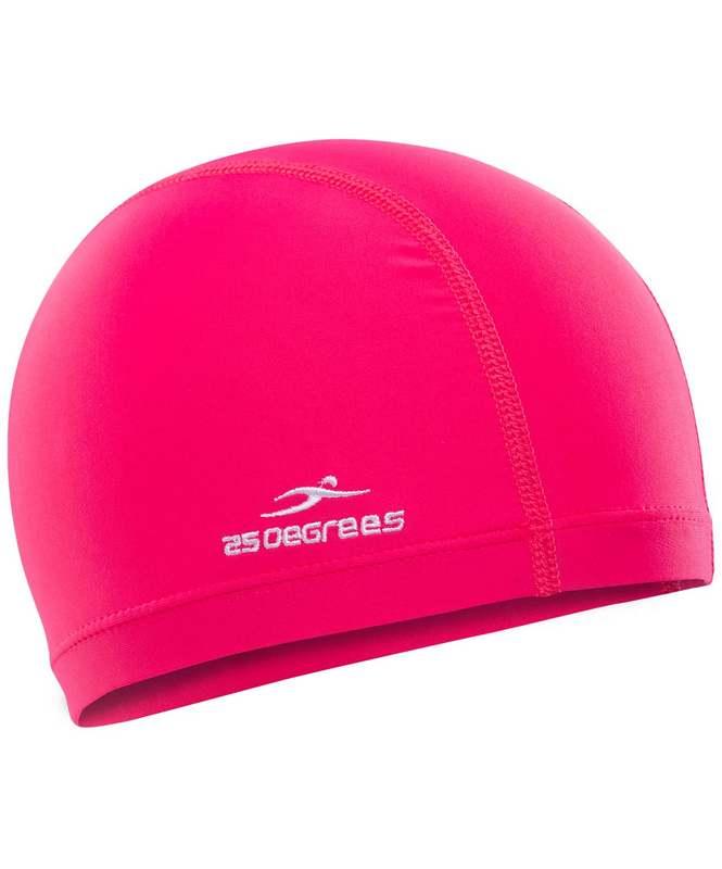 Купить Шапочка для плавания 25DEGREES 25D15-ES14-22-32 Essence Pink, полиамид,