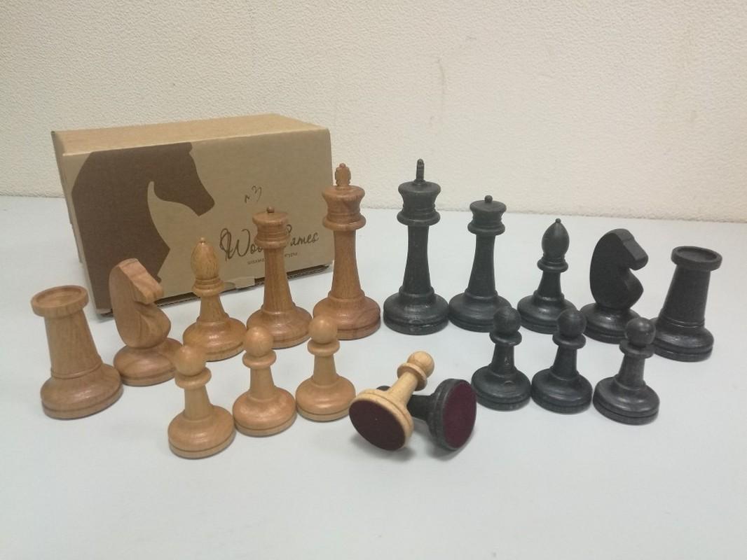 Купить Фигуры деревянные Баталия N7 ШФ 17, NoBrand