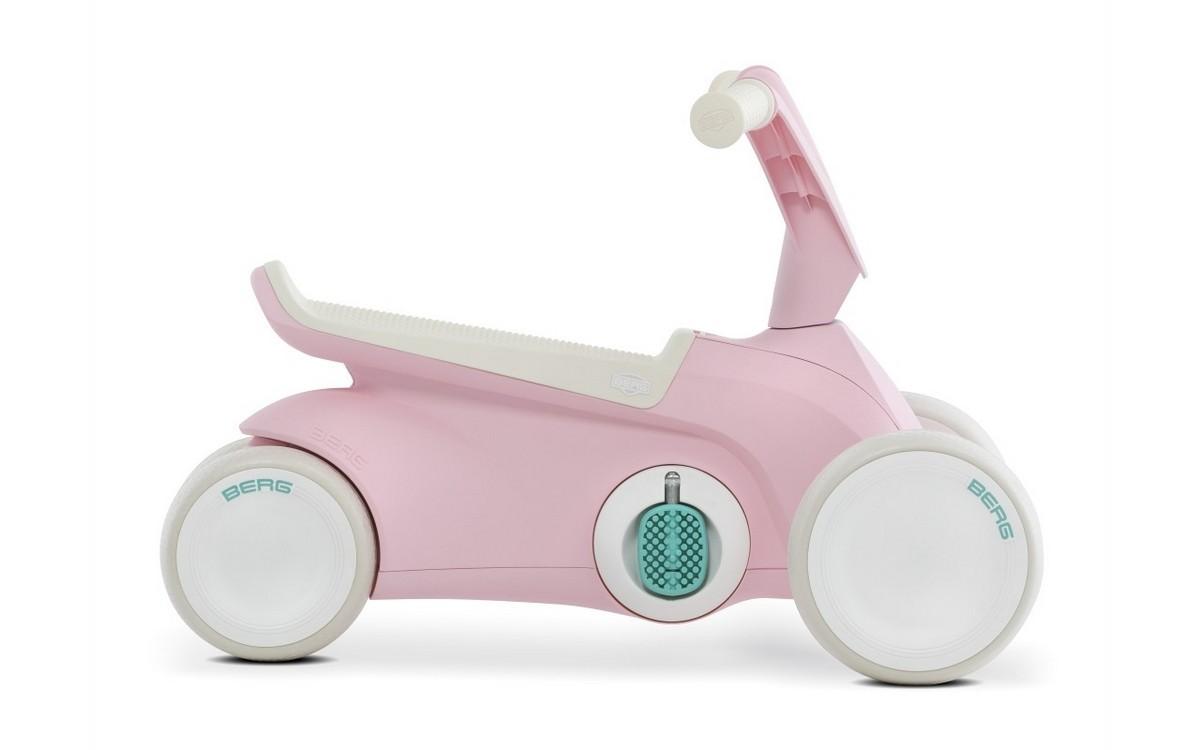 Веломобиль Berg Go2 Pink 24.50.01.00 розовый от Дом Спорта
