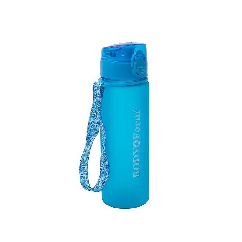 Купить Спортивная бутылка Body Form BF-SWB10-500 синий,