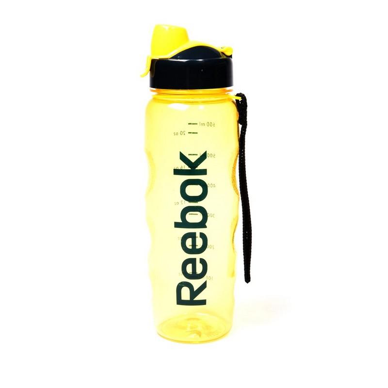 Купить Бутылка для воды Reebok 0,75 желтый,