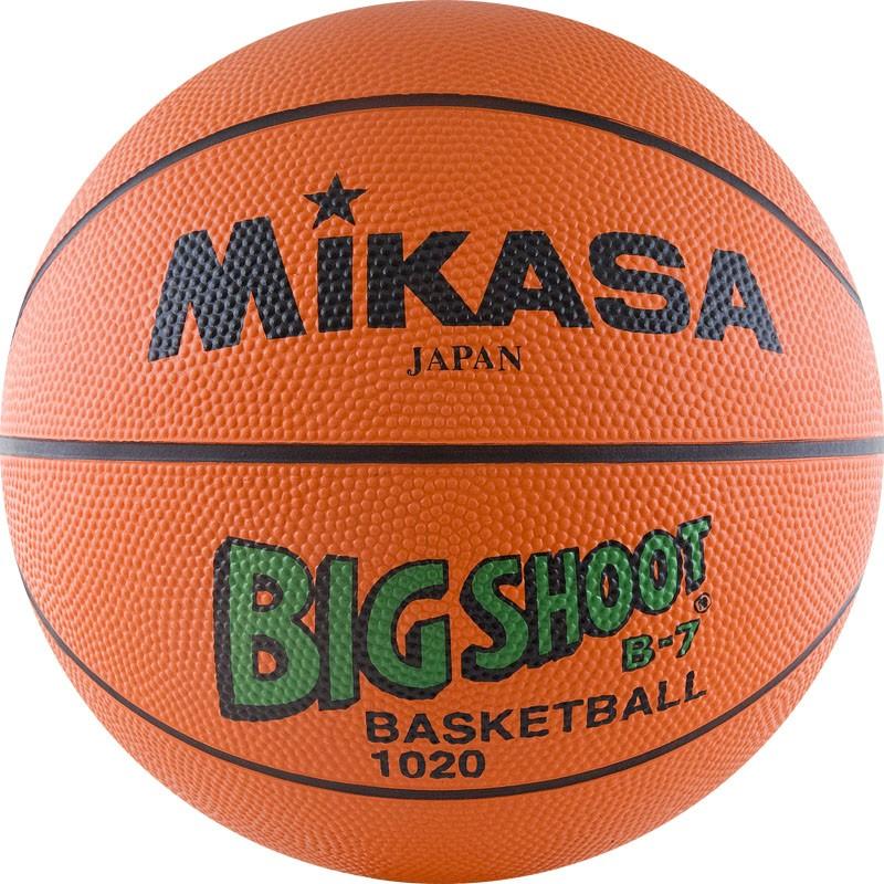Мяч баскетбольный р.7 Mikasa 1020