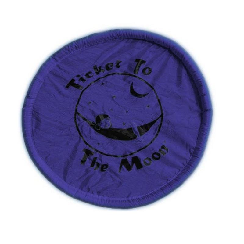 Складное фризби/Paracfute Frisbee Ticket to TheMoon 7199 (фиолетовый)
