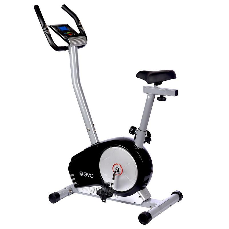 Купить Велотренажер электромагнитный EVO Fitness Crystal EL,