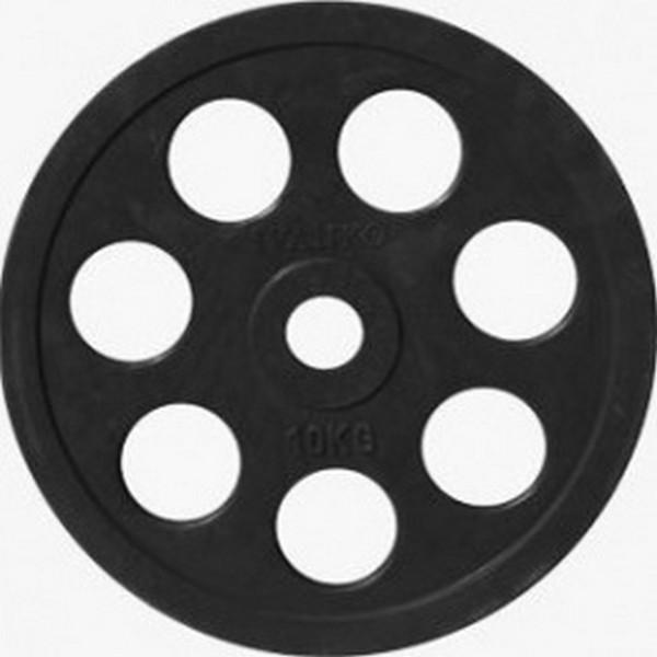 Купить Диск Johns d51мм, 15кг DR71023 - 15В черный,