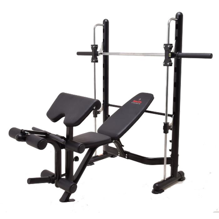 Купить Многофункциональная силовая скамья Smith Strength WB570,