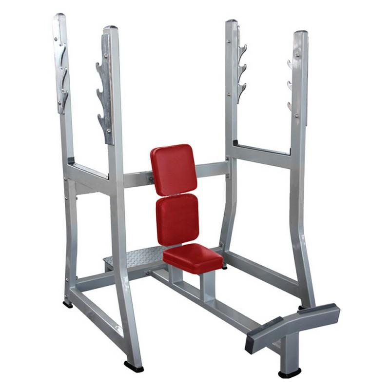 Олимпийская скамья для вертикального жима Hammer HS-2013