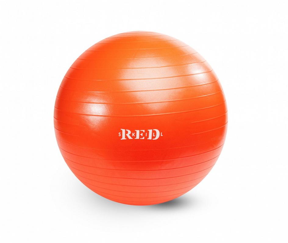 Купить Надувной фитбол RED Skill 55 см,