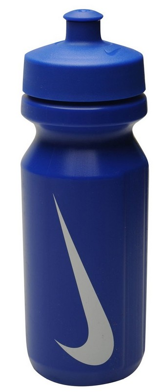 Купить Бутылка для воды Nike Big Mouth Wtr Bottle Blue/White 650мл,