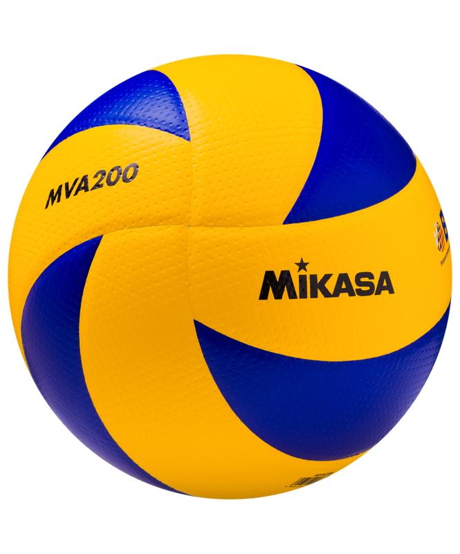 Купить Мяч волейбольный Mikasa MVA200 р.5,
