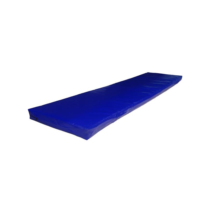 Купить Мат гимнастический 200х50х10 тент холлофайбер Dinamika ZSO-000132,
