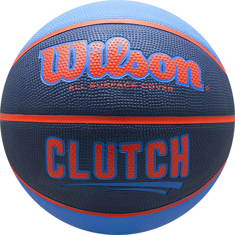 Купить Мяч баскетбольный Wilson Clutch р.7 WTB14197XB07,