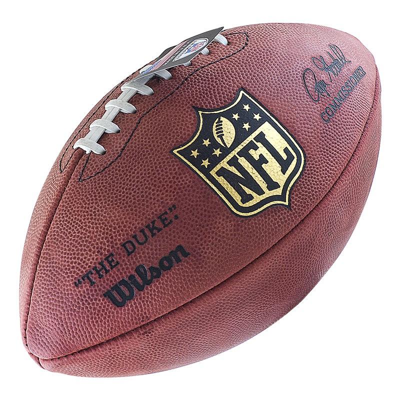 Мяч для американского футбола Wilson Duke WTF1100