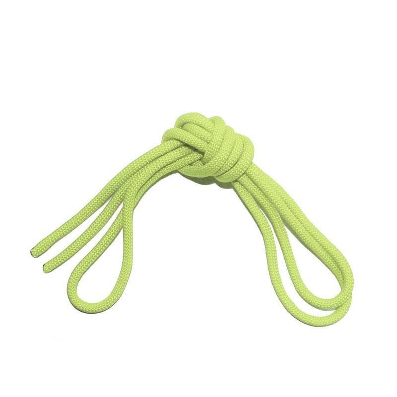 Скакалка гимнастическая Body Form BF-SK01 (BF-JRG01) 2.5м, 150гр салатовый
