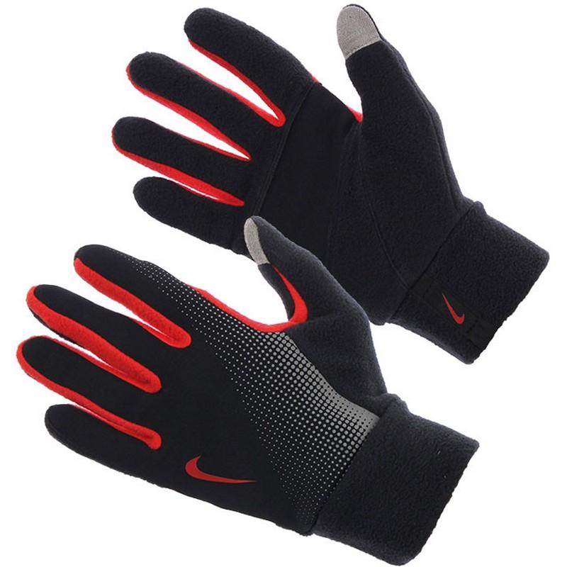 Перчатки беговые Nike WMN'S Thermal Tech Running Gloves nike перчатки для фитнеса женские nike