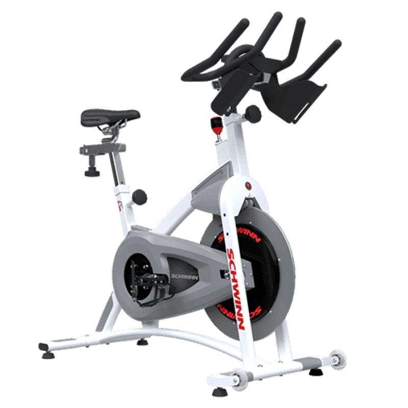 Купить Сайкл-велотренажёр Schwinn AC Sport CHF/9-7340-WINTP0 белый,