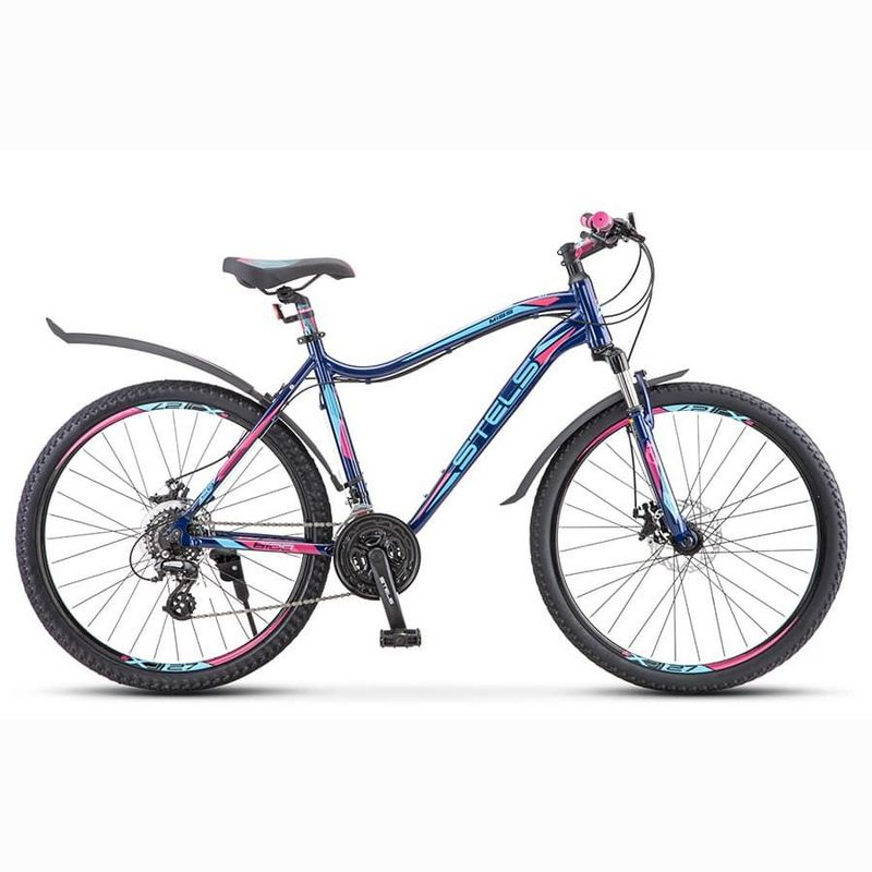Купить Велосипед Stels Miss-6100 MD V030 Темно-синий (LU087753) 29921,