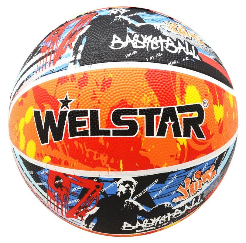 Купить Мяч баскетбольный WelStar BR2894B р.7,