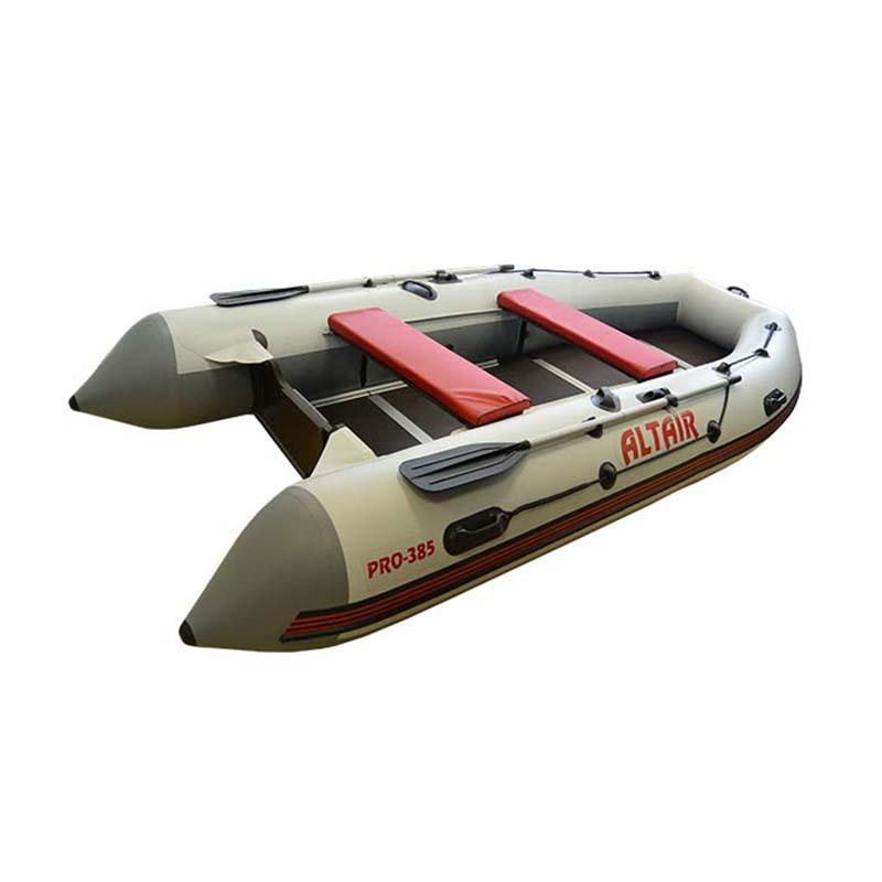 Надувная лодка ПВХ Altair Pro 385,  - купить со скидкой