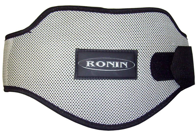 Пояс тяжелоатлетический Ronin E369 нейлон/неопрен 20см тяжелоатлетический пояс proxima px bxl